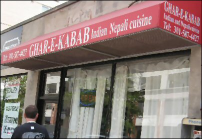 Ghar-E-Kabab Silver Spring(MD) Review