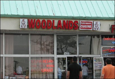 Woodlands Langley Park (MD) Review